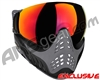 V-Force Profiler Paintball Mask - Shark w/ Metamorph Lens