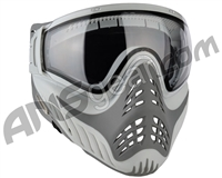 V-Force Profiler Paintball Mask - Silver/Charcoal