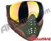 V-Force Profiler Paintball Mask - Terrain w/ Crystal Lens