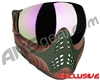 V-Force Profiler Paintball Mask - Terrain w/ Phantom Lens
