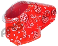 ViewLoader Vlocity Sic Series Shell Kit - Red Bandana