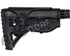 Planet Eclipse EMEK MG100 Deluxe Stock w/ Adjustable Cheek Riser By Warrior