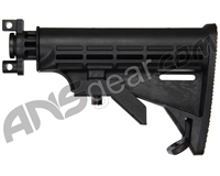 Warrior Paintball 6 Point Collapsible Stock - Tippmann A5