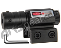 Warrior Paintball Rail Mounted Tactical Laser Sight