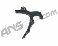 Warrior Paintball PMR Saw Rolling Trigger - Dust Black