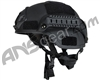 Warrior Tactical Helmet - Black