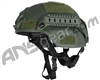 Warrior Tactical Helmet - Olive