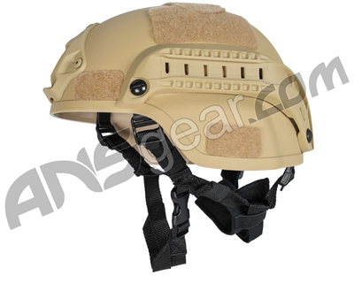 Warrior Tactical Helmet - Tan
