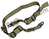 Warrior Paintball 2 Point Gun Sling - Olive