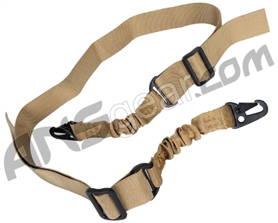 Warrior Paintball 2 Point Gun Sling - Tan
