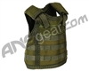 Warrior Tactical Vest Bottle Coozie - Olive