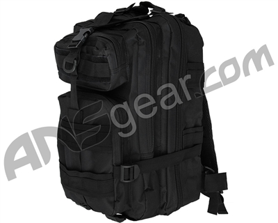 Warrior Paintball Tactical Backpack - Black