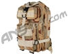 Warrior Paintball Tactical Backpack - Desert Camo