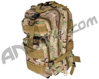 Warrior Paintball Tactical Backpack - Multicam