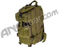 Warrior Paintball Tactical Backpack - Olive