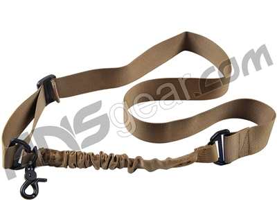 Warrior Single Point Bungee Sling - Tan
