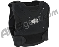 Warrior Paintball Chest Protector - Black