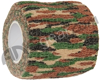 Warrior Paintball Grip Tape - Digital Woodland Camo