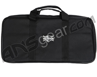 Warrior Paintball Gun Bag - Black
