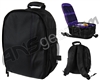 Warrior Paintball Backpack - Black/Purple