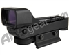 Warrior Tactical Red Dot Sight - 10mm Rail