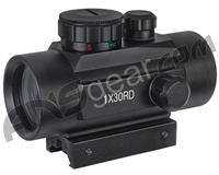 Warrior Tactical 1x30mm Red Dot Sight