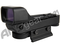 Warrior Tactical Red Dot Sight - 20mm Rail