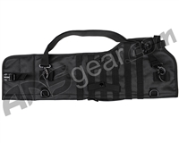 Warrior Paintball Tactical Shotgun Scabbard - Black