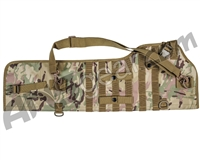 Warrior Paintball Tactical Shotgun Scabbard - Multicam