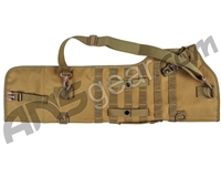 Warrior Paintball Tactical Shotgun Scabbard - Tan