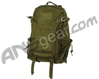 Warrior Tactical Backpack w/ Molle - Army Green