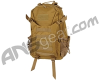 Warrior Tactical Backpack w/ Molle - Khaki