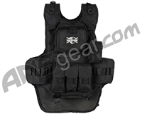 Warrior Paintball Tactical Vest - Black