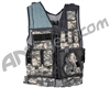 Warrior Crossdraw Tactical Vest - ACU Digital