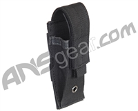 Warrior Paintball Molle Magazine Pouch - Black