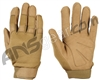 Warrior Paintball Tournament Gloves - Tan