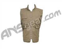 Weather Rite Insulated Ranger Vest - Khaki