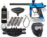 Kingman Fenix Rookie Gun Package Kit - Gloss Blue