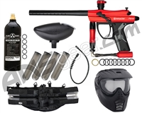 Kingman Fenix Rookie Gun Package Kit - Gloss Red