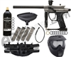 Kingman Fenix Rookie Gun Package Kit - Silver Grey