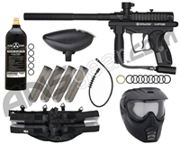 Kingman MR100 Pro Rookie Gun Package Kit - Diamond Black