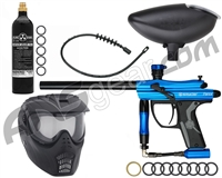 Kingman Fenix Starter Gun Package Kit - Gloss Blue