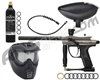 Kingman Fenix Starter Gun Package Kit - Silver Grey