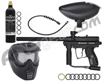 Kingman MR100 Pro Starter Gun Package Kit - Diamond Black