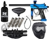 Kingman Fenix Super Gun Package Kit - Gloss Blue