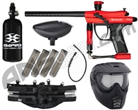 Kingman Fenix Super Gun Package Kit - Gloss Red