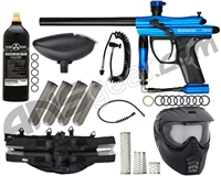 Kingman Fenix Tracker Gun Package Kit - Gloss Blue
