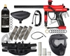 Kingman Fenix Tracker Gun Package Kit - Gloss Red