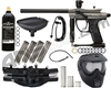 Kingman Fenix Tracker Gun Package Kit - Silver Grey