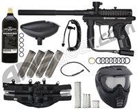 Kingman MR100 Pro Tracker Gun Package Kit - Diamond Black